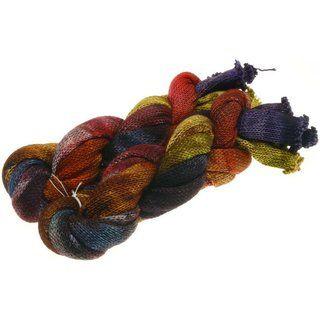 Sockenmaler Sockblank - Die Schwalbe fliegt über den Eriesee