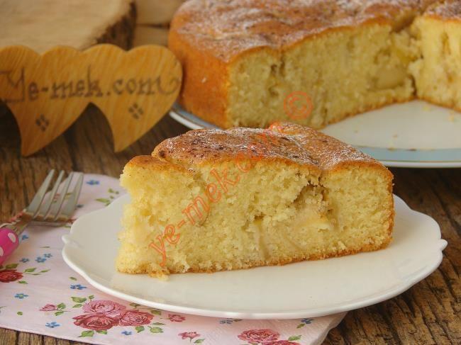 Elmalı Kek Resimli Tarifi - Yemek Tarifleri