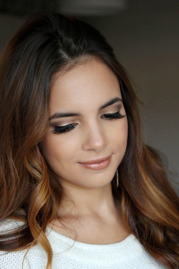 A Maria Vaidosa: Maquilhagem Cristina Ferreira | Video Adoro esta youtuber/ I love this portuguese youtuber