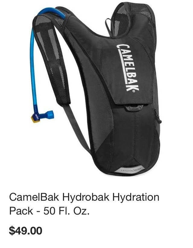 Useful for the hike
