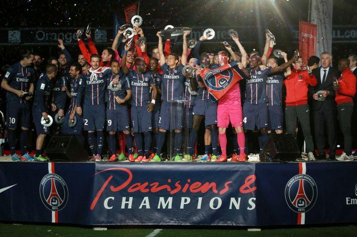 Parisiens et champions