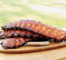 Stacked Baby Back Ribs
