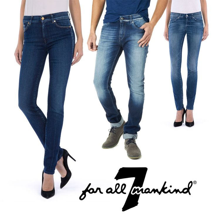 """7 for all Mankind Klik hier voor 7 for all mankind productlijst Often nicknamed as """"Sevens,"""" the brand has become not only a household name, but a favorite among Hollywood elite, fashion editors and stylists. Our jeans have graced the bodies of notable female celebrities that include Emma Stone, Kim Kardashian, Jennifer Lawrence, Kristen Stewart, …"""