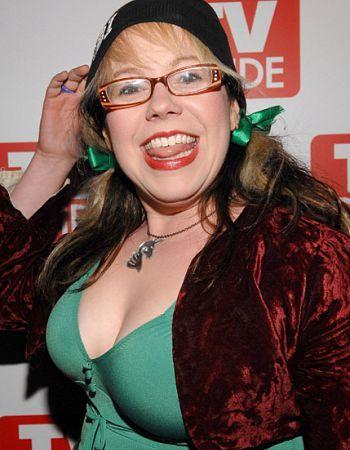 Kirsten vangsness nude Nude Photos 55