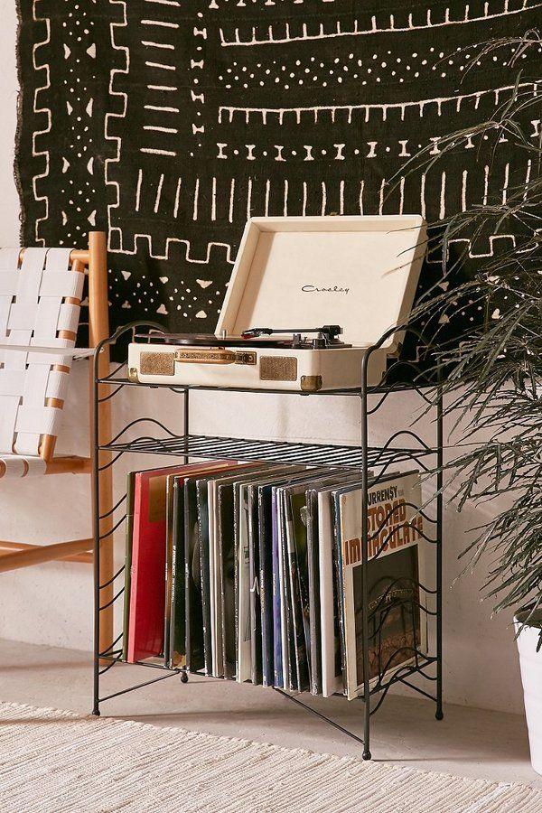 Shop Vinyl Record Storage Shelf at Urban