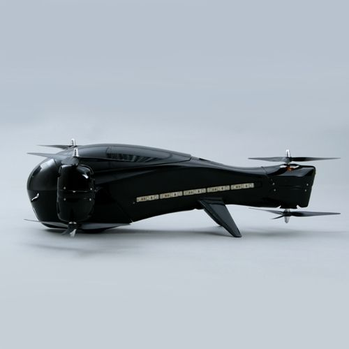 Tricopter Y-6