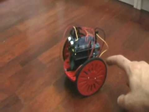 arduino self balancing robot per principianti