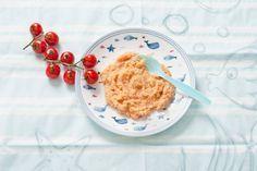Kijk wat een lekker recept ik heb gevonden op Allerhande! Opperdepop: pasta met vis en tomaat 7-9 mnd