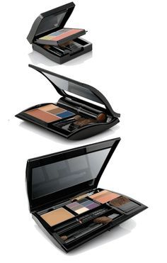 Small, Medium, and Large Mary Kay Compacts.  These things are so cool...your bronzer, blush, mineral eye color will all magnetize to the compact...pretty stinkin cool!