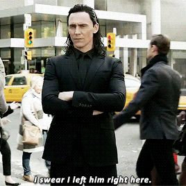 I love the fact Loki put Odin in a nursing home. It's such a Loki thing to do.