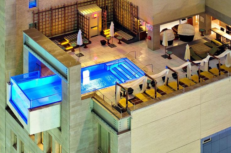 The Best Rooftop Pools Around The World