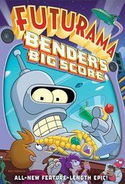 Watch Futurama Online Bender S Big Score. Planet Express sees a hostile takeover and Bender falls into the hands of criminals where he is used to fulfill their schemes.