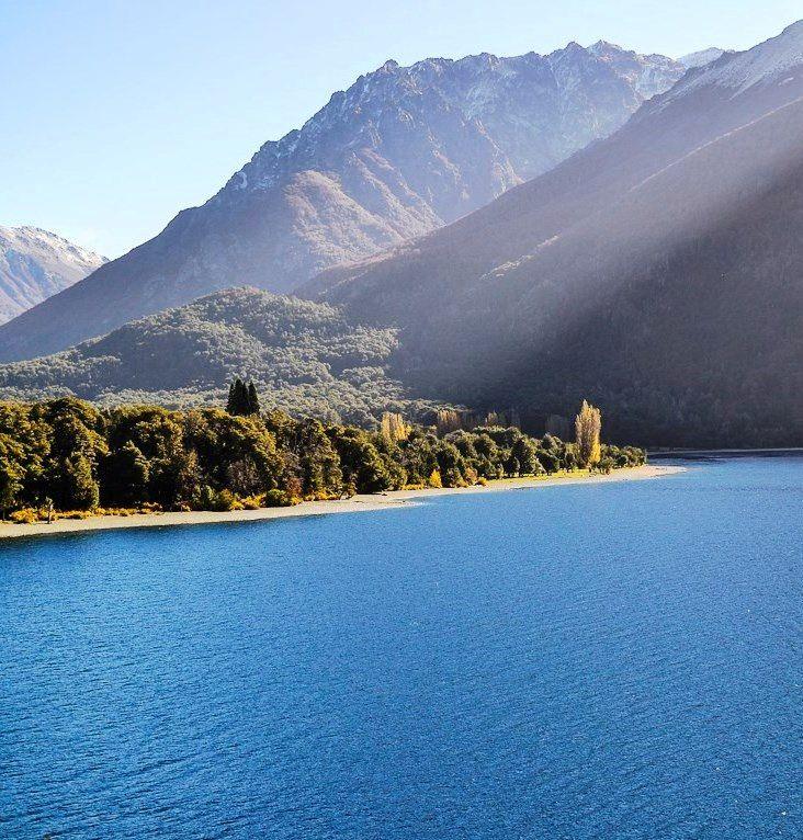 Lago Guillermo, Bariloche. Argentina