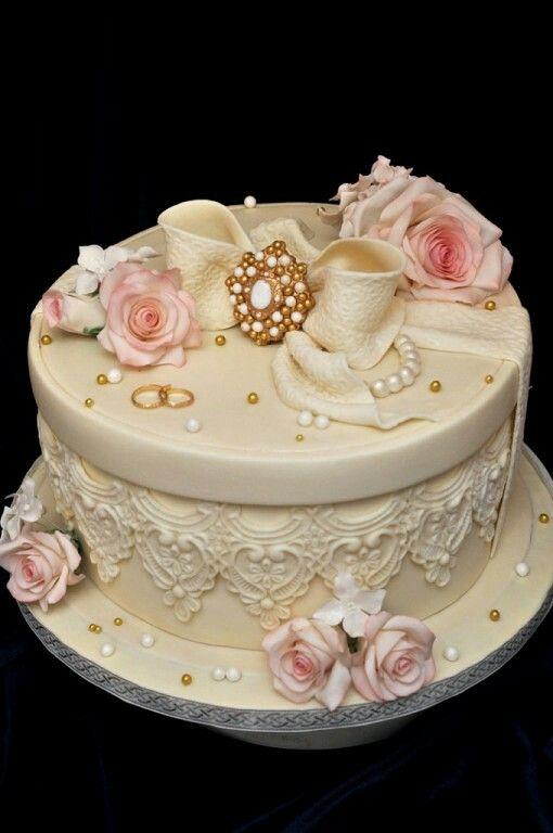 """Торт """"Свадебный подарок"""""""