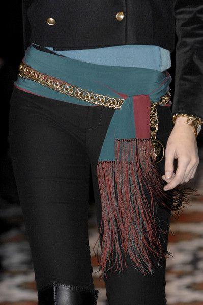 Gucci at Milan Fall 2008 (Details)                              …