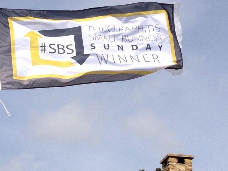 Produced by @newtonflags #SBSwinnershour #SBS
