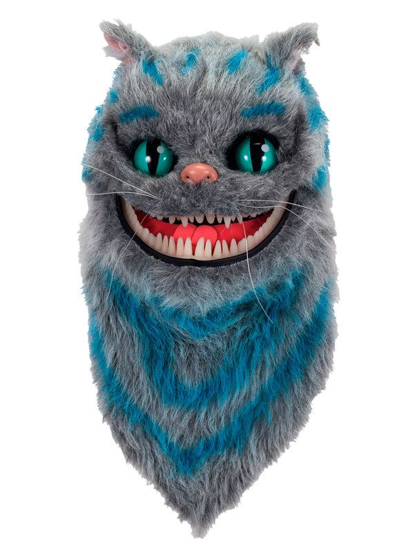 Check out Cheshire Cat Mouth Mover - Wholesale Masks for Kids & Adults from Wholesale Halloween Costumes