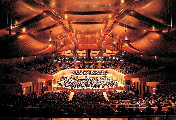 Auditorium. Renzo Piano