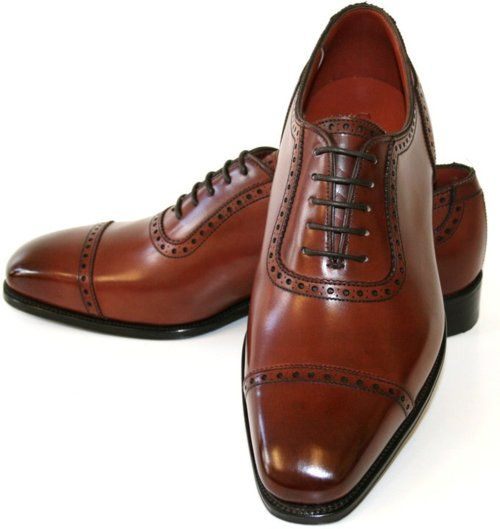 Alfred Sargent Shoes: AS Exclusive - Moore Cherry