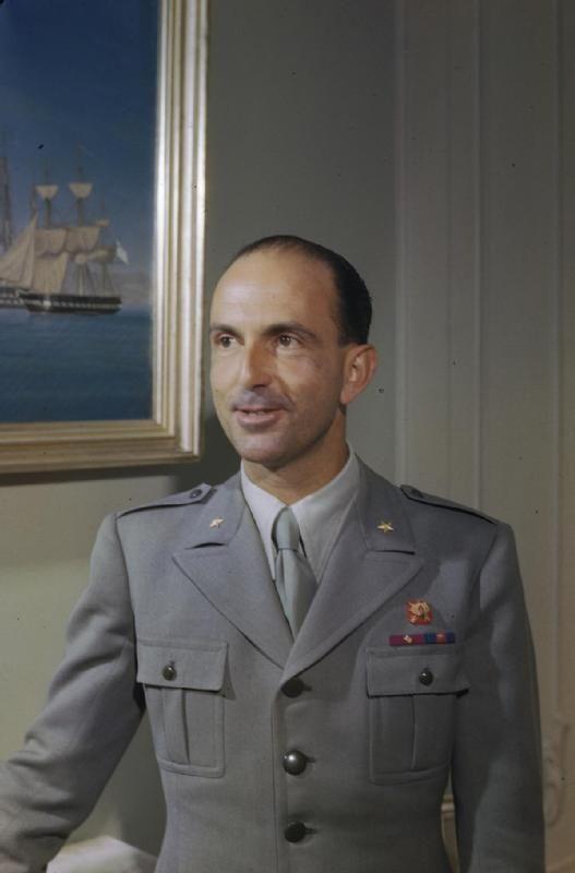 King Umberto II of Italy
