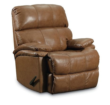 brown home leather lane ottoman recliner for ideas in chair and luxury recliners
