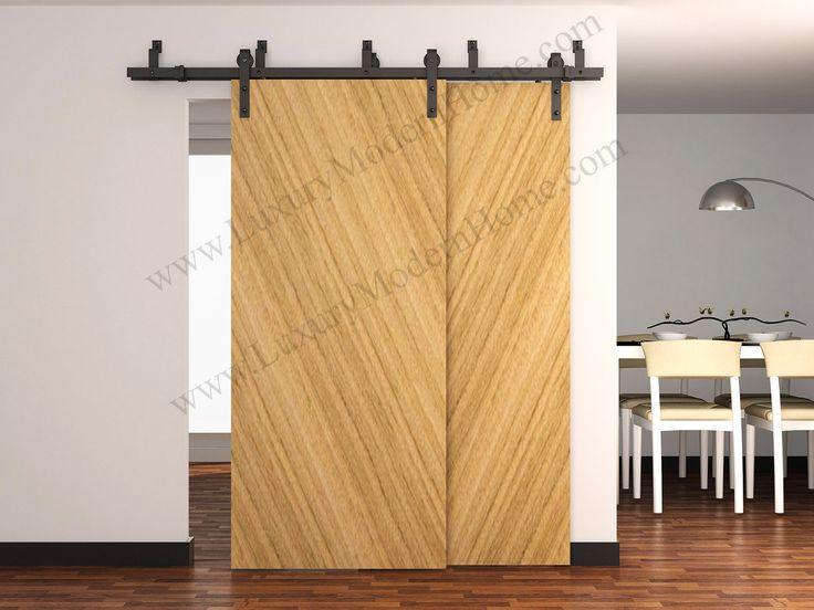 Best 25 Bypass Barn Door Hardware Ideas On Pinterest Closet Door Hardware Sliding Barn Door