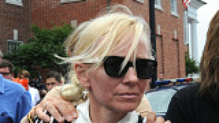 Ex-Ravens cheerleader Molly Shattuck sentenced to jail for rape.  But only on the weekends!!!!!