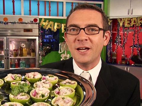 17 best ted allen images on pinterest ted food networktrisha and mini ceviche appetizer ted allen shows how to make a simple and tasty appetizer forumfinder Image collections