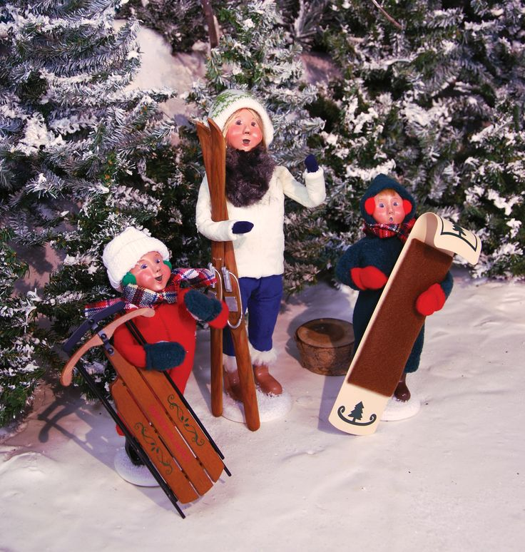 62 Best Decorating With Byers Choice Carolers Images On: 17 Best Images About 2016 Byers' Choice Carolers