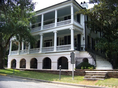 150 best images about south carolina plantations on for Beaufort sc architects