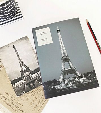 Ежедневник Parisgraphy - Eiffel Tower