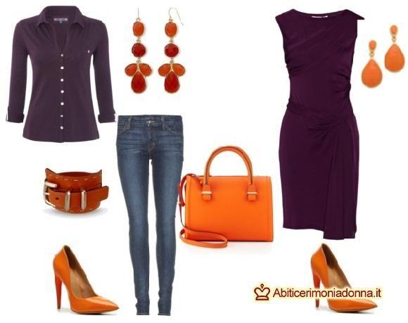 Scarpe o stivali arancioni: come abbinarli, consigli