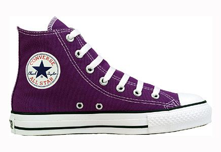 Purple Shoes « My Purple World