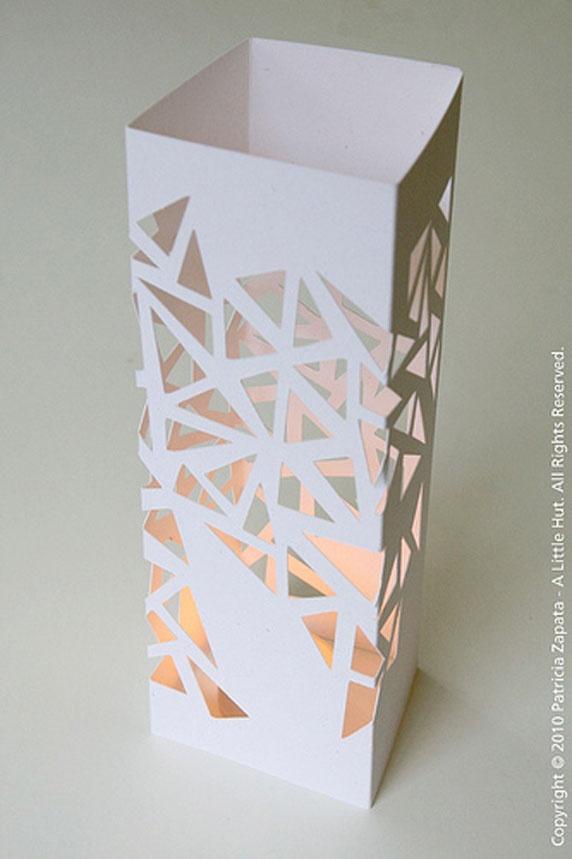 lanterne carton