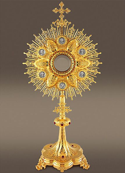 161 best images about Monstrance on Pinterest | Church ...