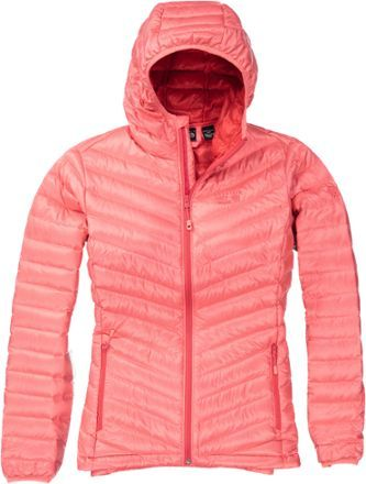 Mountain Hardwear Women's Nitrous Hooded Down Jacket Paradise Pink XS