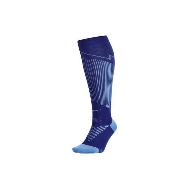 Adoptez les chaussettes Elite Run Compression OTC de Nike pour offrir maintien, confort et respirabilité à l'effort ! Ces chaussettes de compression assurent un agréable confort à vos pieds grâce au tissu Dri-FIT et ses panneaux en mesh. Conçues avec une légère compression, elles maintiennent vos pieds pour vous assurer un effort plus performant. Elles bénéficient de renforts pour plus de résistance.