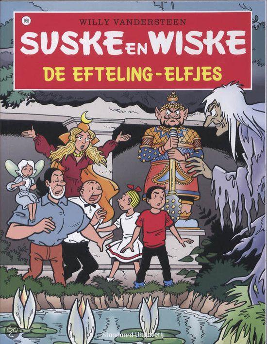Suske en Wiske stripalbum.