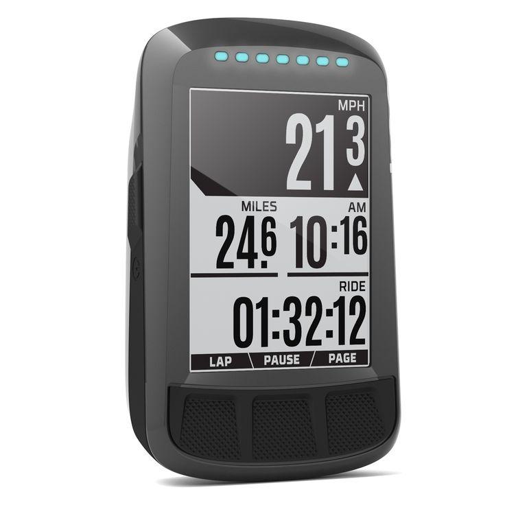 Wahoo Fitness ELEMNT BOLT - GPS Fahrrad-Computer Für Höchstleistung entwickelt! Als System entwickelt: DerELEMNT Boltund die integrierte Halterung werden zu einer hochaerodynamischen Einheit, für die Front Deines Rades gemacht. LEDs, Zoom Tasten, ANT , Bluetooth, WLAN, gut ablesbares Display - dieBOLTHardware ist erstklassig Verbindet sich mit (fast) allem! Anrufe, Textnachrichten, Emails, Elektronische Schaltungssysteme, Sensoren jeder Art und bekannte Radsport Ap .....