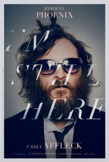 #118 - 2.5/5 stars - I'm Still Here - Joaquin Phoenix equals train wreck and this film highlights it.