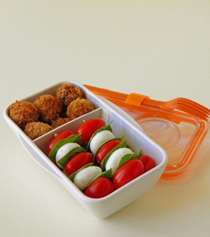 Moha Konyha: Bento box - bento doboz 12 fasírt salátanyárssal