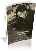 La faceta de Dalí que s'aborda en aquest llibre és la de l'artista que escriu i que llegeix. Ens interessa el Dalí que s'ocupa del pensament, la ciència, la filosofia. No és la seva cara més coneguda. Però no hi ha dubte que és un dels aspectes fonamentals de l'obra daliniana. El mateix Dalí va confessar una vegada que el seu pare el considerava millor escriptor que no pas pintor.