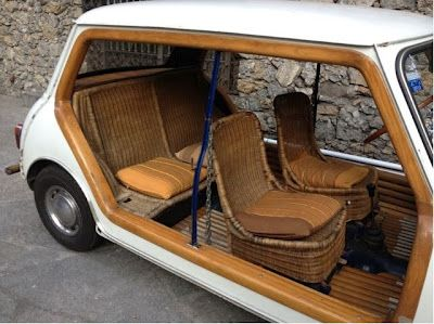 112 best classic beach cars images on pinterest beach cars innocenti mini mare aloadofball Image collections