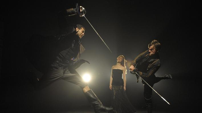 Maxim Gorki Theater Berlin - Die Räuber, Friedrich Schiller, Premiere am 30.8.2012