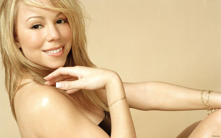 mariah carey Wallpaper HD Wallpaper