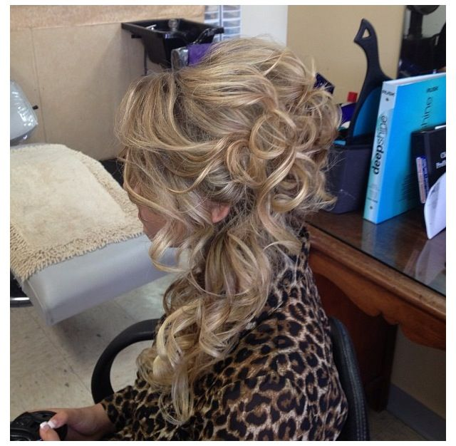 ... or wedding! | Hair!! It's what I do. | Pinterest | Prom and Wedding
