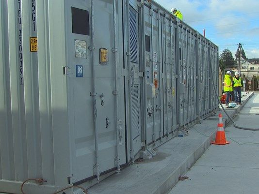 These giant batteries may save your power bill