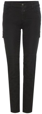 Closed Robyn Mid-rise Cropped Slim Trousers
