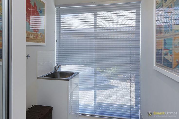 Laundry #interiordesign by #SmartHomesForLiving