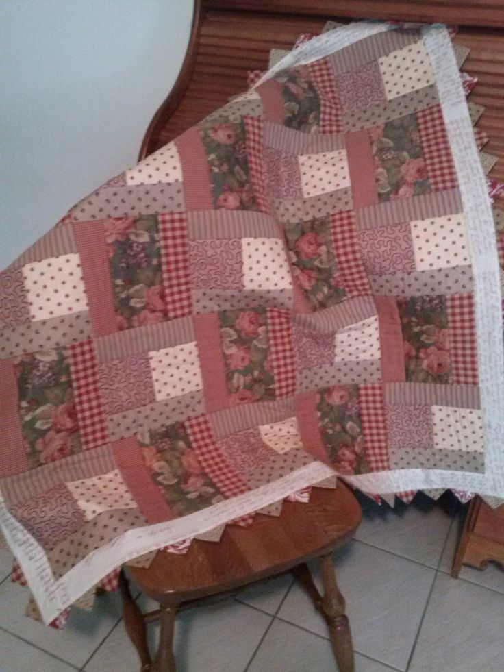Rose of Provence quilt